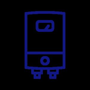 Logo représentant le thermique